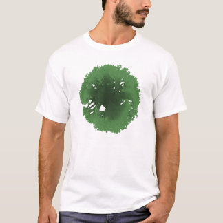 T-shirt Vert d'amour