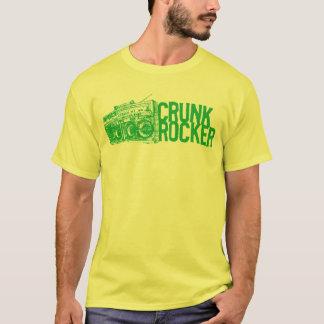 """T-shirt Vert de Boombox de balancier de Lil Jon """"Crunk """""""
