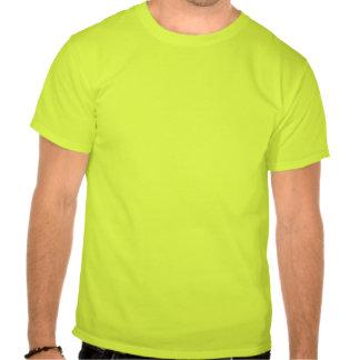 T-shirt vert de commandos de Gamer