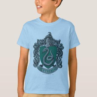 T-shirt Vert de crête de Harry Potter | Slytherin