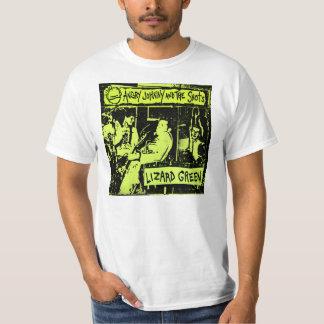 T-shirt Vert de lézard