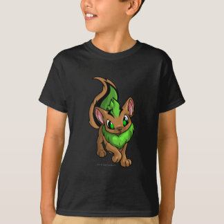 T-shirt Vert de Xweetok