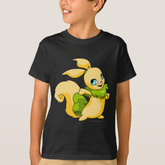 T-shirt Vert d'Usul
