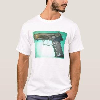T-shirt vert gauche d'astra