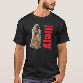 T-shirt Verticale de T2 d'Alan