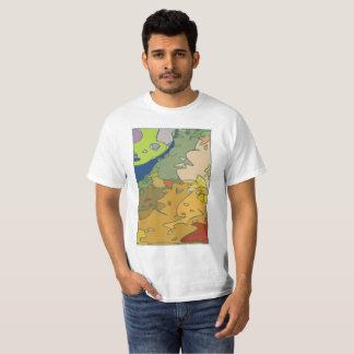 T-shirt vertus de la conformité