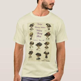 T-shirt Vêtements pour femmes d'aujourd'hui beaucoup de
