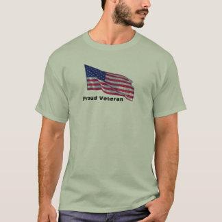 T-shirt Vétéran fier