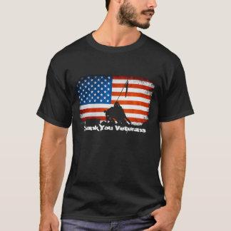 T-shirt Vétérans de Merci