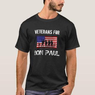 T-shirt Vétérans pour Ron Paul