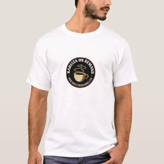 T-shirt viable sur demande de barman