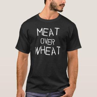 T-shirt Viande au-dessus de blé