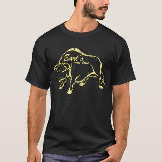 T-shirt Viande-House vintage de comtes