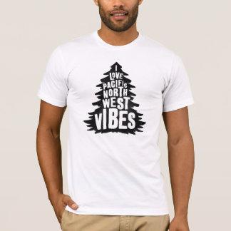 T-shirt Vibraphone du nord-ouest Pacifique