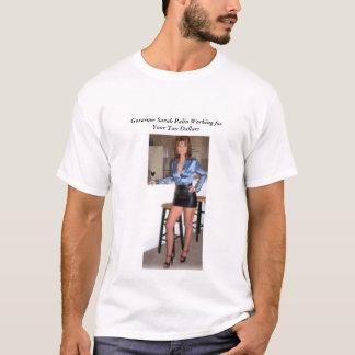 T-shirt Vice-président 2, le Gouverneur Sarah Palin