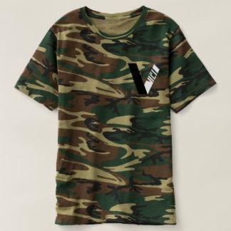 T-shirt Vicio - camouflage