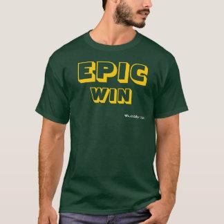 T-shirt Victoire épique