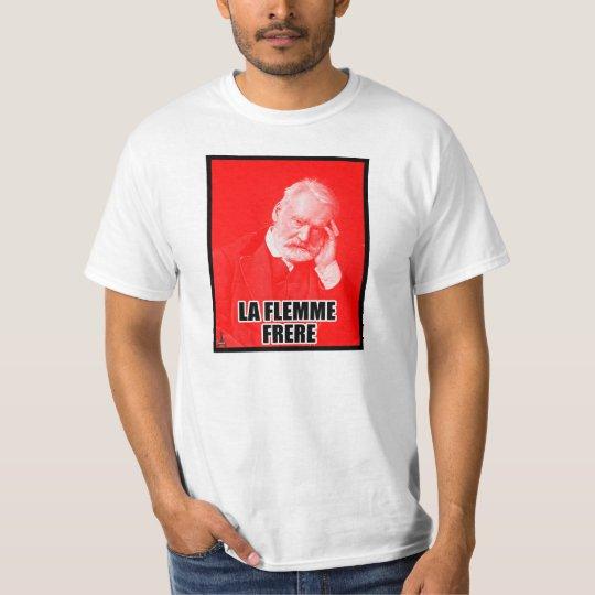 T-shirt Victor Hugo Flemme