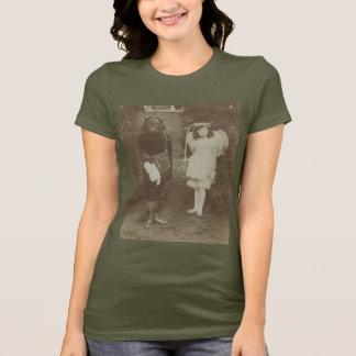 T-shirt victorien de fée et de loup