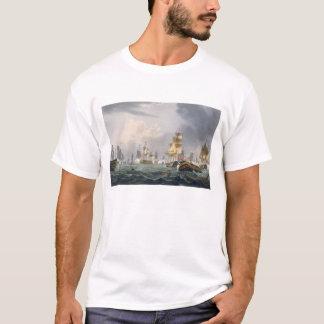 T-shirt Victory de seigneur Howe's, le 1er juin 1794,