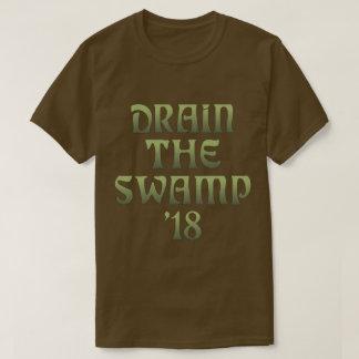 T-shirt Vidangez le marais '18
