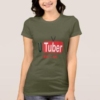 T-shirt Vidéo en ligne qui je suis