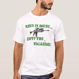 T-shirt Videz la magazine !