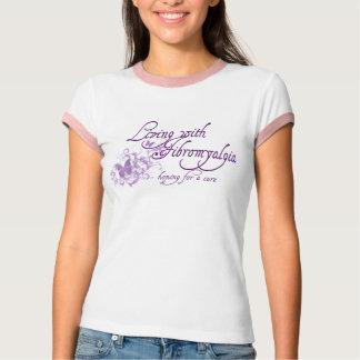 T-shirt Vie avec la fibromyalgie