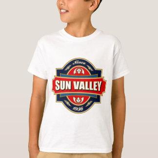 T-shirt Vieil étiquette de Sun Valley