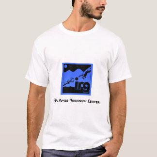 T-shirt VIEILLE chemise avec la brume
