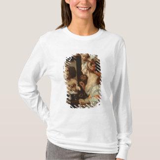 T-shirt Vieille coquette
