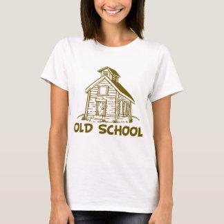 T-shirt Vieille école