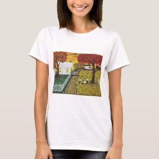 T-shirt Vieille école Bell