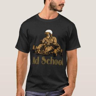 T-shirt Vieille école Karting
