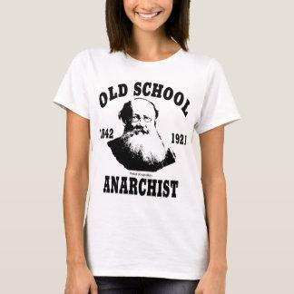 T-shirt Vieille école  --  Peter Kropotkin
