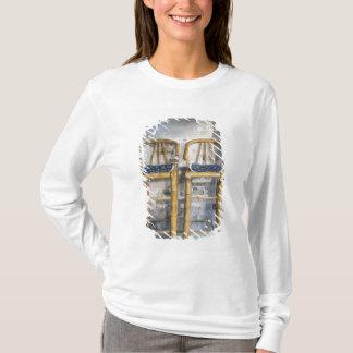 T-shirt Vieilles chaises en bambou dénommées, Xitang,