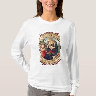 T-shirt Vierge et enfant avec Jean-Baptist