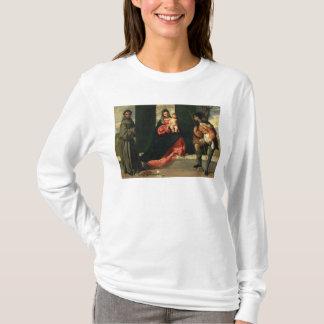T-shirt Vierge et enfant avec St Anthony de Padoue