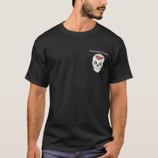 T-shirt Vies à la campagne Digitals de taverne de
