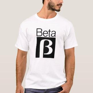 T-shirt vieux betamax visuel de système
