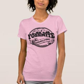 T-shirt Vieux cercle de Yosemite pour des lumières