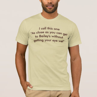T-shirt Vieux Greg Bailey