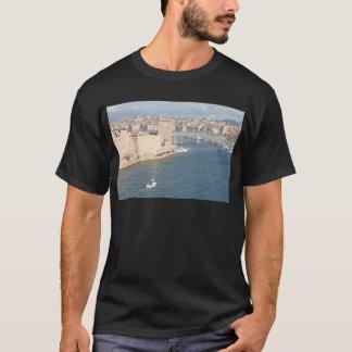 T-shirt Vieux port de Marseille