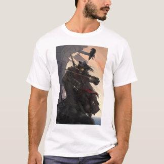 T-shirt Vieux sel