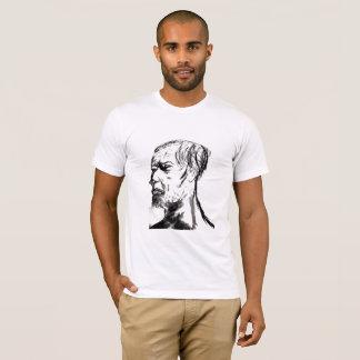 T-shirt Vieux visage