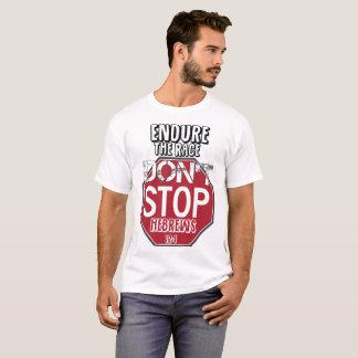T-shirt vigoureux confortable - fabrication de la