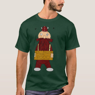 T-shirt Viking sans abri