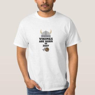 T-shirt Vikings sont en juillet Znz0k nés