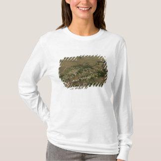 T-shirt Village d'Amerindan. Saisonnier-inondé