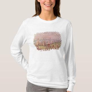 T-shirt Village de Comanchee
